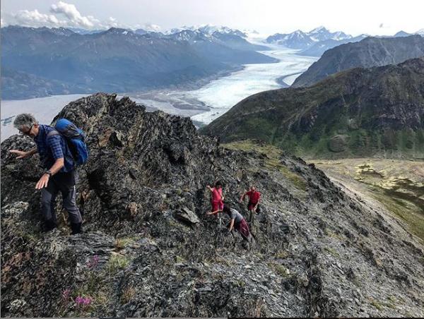 Alaska Helicopter Tour Adventures Anchorage Climbing Outbound Heli